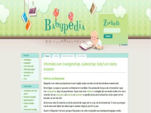 de Babypedia website