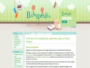 de Babypedia website