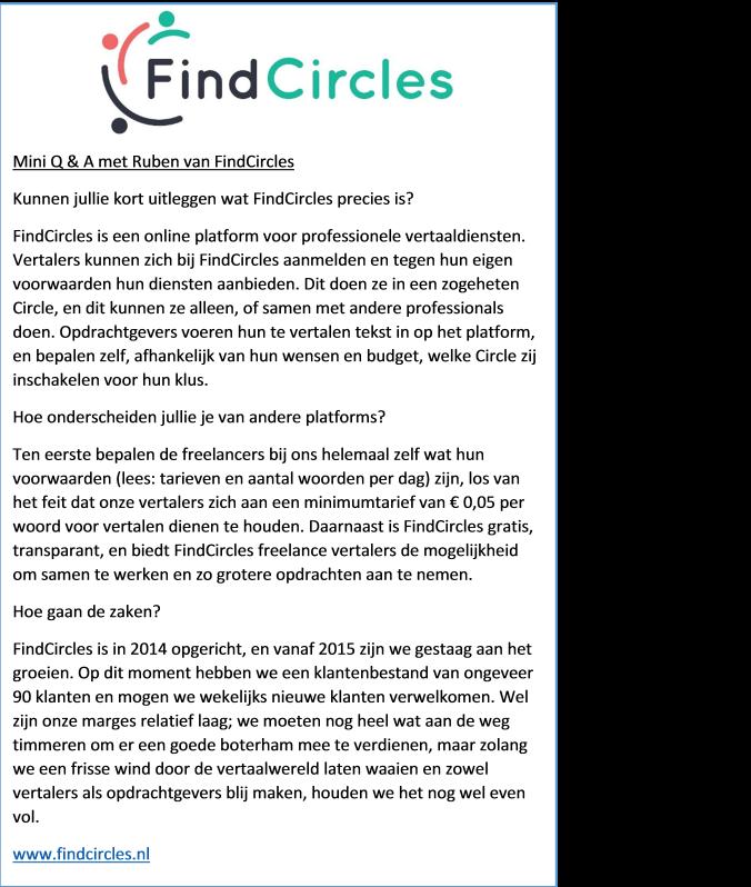Q & FindCircles